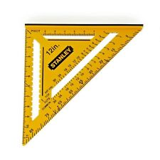 Stanley Roofing/Rafter Angle Marking Out Quick Square/Triangle 300mm STA46011