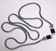 Metal Snake Chain Vintage 3 feet Camera Shoulder Neck Strap Germany