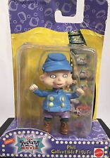 "New Vintage MATTEL THE RUGRATS MOVIE COLLECTABLE FIGURE ""PHIL"" 1998"