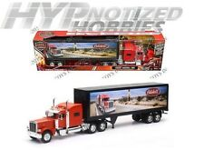 NEW RAY 1:32 PETERBILT MODEL 389 ROUTE 66 PRINT DESIGN SS-13453A