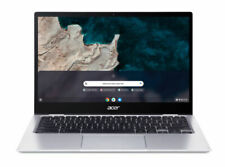 """Acer Chromebook Spin 513 CP513-1H-S98J 13,3"""" Touch (64GB eMMC, Qualcomm Snapdragon 7c, 2,40 GHz, 8GB) Convertibili 2 in 1 - Argento - NX.HWYET.006"""