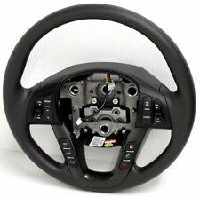 OEM Kia Optima Hybrid Steering Wheel 56100-4U061VA Black