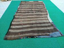 Naturel  Colors Anatolian Kilim Rug/Antique Turkish Kilim Rug/West Anatolian rug