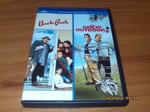 The Great Outdoors/Uncle Buck (DVD, Widescreen 2012) John Candy