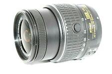 Nikon AF-S DX Nikkor 18-55mm F.3.5-5.6G VR II Lens