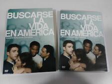 BUSCARSE LA VIDA EN AMERICA SERIE TV PRIMERA TEMPORADA - 2 X DVD ESPAÑOL ENGLISH