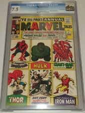 MARVEL TALES #1 CGC 7.5 OFF WHITE TO WHITE PAGES ROCKY MOUNTAIN PEDIGREE (SA)