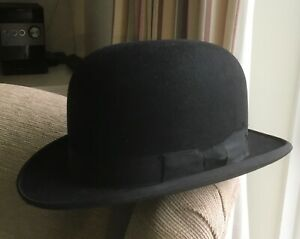 Vintage Dunn & Co bowler hat