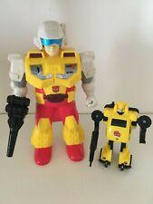 Vintage Transformers G1 Autobot Pretender - Bumblebee (Complete)