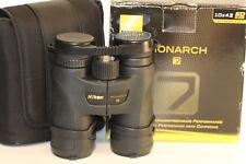 Nikon Monarch 7     10 x 42   Extreme  wide angle Binoculars
