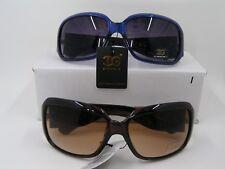 Women's Fashion Sunglasses 100 % UVA Protection 2 Pair  #1
