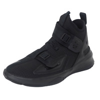 Nike Lebron Soldier XIII Flyease GS CJ1317 004 Boys Shoes Blk Basketball Sz 5.5Y