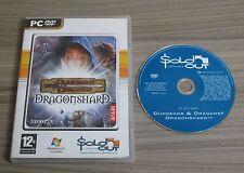 Dungeons & and Dragons: Dragonshard - PC-CD Rom Game