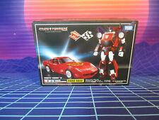 Transformers Masterpiece MP-26 Road Rage G1 Corvette NEW USA Takara