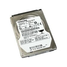 "HARD DISK HDD 320GB SATA 2,5"" NOTEBOOK TOSHIBA MK3261GSYN LAPTOP-"