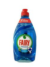 Fairy Antibacterial - Washing Up Liquid - Eucalyptus - 24hr Protection - 383ml