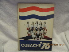 1976 Yearbook Wabash Valley College Mount Mt. Carmel IL Oubache Great Photos