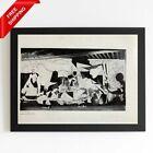 Pablo Picasso - Guernica III, Original Hand Signed Print with COA