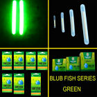 10/20/100x Fishing Fluorescent Lightstick Light Night Float Rod Light Glow Stick