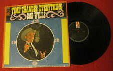 """BOB WILLS  """"TIME CHANGES EVERYTHING"""" 1966 KAPP STEREO KS-3569 IN SHRINK LQQQK!!"""