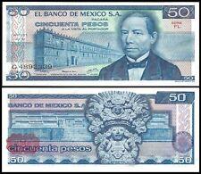 Mexico 50 Pesos 1978 P 67a UNC