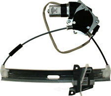 Power Window Motor and Regulator Assembly-Dorman Rear Right WD Express
