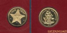 Bahamas - 1 Cent 1976 Elisabeth II PROOF UNC FDC 23 000 exemplaires