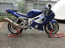 1999 Yamaha R6 5EB YZF-R6 V5 LOW MILES road/track bike