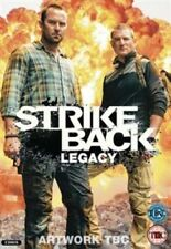 Strike Back Legacy Season 5 Series Five Fifth Region 2 DVD