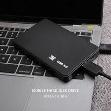 "2.5"" 2TB USB3.0 SATA Dispositivo almacenamiento disco duro móvil externo para PC"