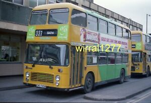 Original Bus negative Badgerline VR EWS745W
