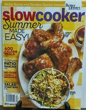 Better Homes & Gardens Slowcooker Summer 2016 Summer Made Easy  FREE SHIPPING