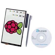 "LCD Display Touch Screen 3.5"" 480x320 TFT per Raspberry Pi 3 2 Model B B+ A+ A"
