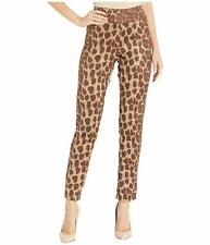 NWT!!! Krazy Larry Ultra Suede Leopard Pants-Size 4