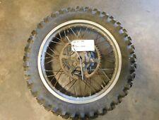 1985 Yamaha XT350 Rear Wheel & Hub