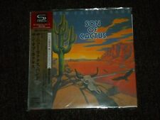 The New Cactus Band Son Of Cactus Japan Mini LP