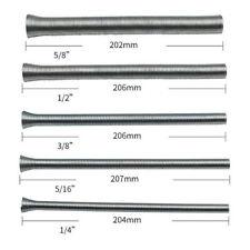 Set 5 pezzi piegatubi a molla per tubi in rame, alluminio e acciaio a parete