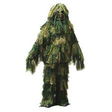 NEW CONDOR Ghillie Suit 3 Piece Set Camouflage Woodland Color GSXL- XL-XXL