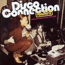 "Disco Connection Vol. 2 CD Chic Sister Sledge Rose Royce Chaka Khan 12"" mixes"