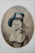 715013 Elizabeth Simcoe 1790 Mary Anne burges c81931 A4 FOTO STAMPA