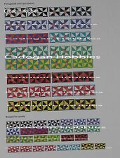 15mm 17th / 18th Century to Seven Years War `SYW' Laser printed Flags Portugal