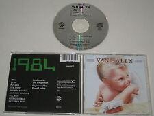 VAN HALEN/1984(WARNER/7599-23985-2)CD ALBUM