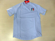 0741 TG S ITALIA ITALY T-SHIRT MAGLIA MAGLIETTA COTONE CELESTE SKY JERSEY TEE