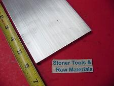 "1/4"" X 4"" ALUMINUM 6061 FLAT BAR 6"" long T6511 SOLID Plate Mill Stock"