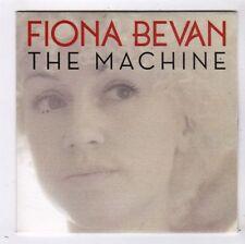 (FY844) Fiona Bevan, The Machine - 2014 DJ CD