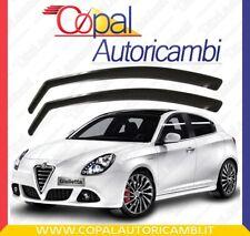 Deflettori aria antiturbo anteriori Alfa Romeo Giulietta 2010>2016> FARAD