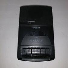 Sony Cassette Corder Portable Tape Recorder Player TCM-929
