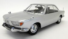 KK Scale 1/18 Scale Diecast - KKDC180123 BMW 2000 CS Silver Model Car