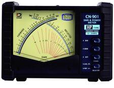 DAIWA CN-901HP-ROSMETRO WATTMETRO AD AGHI INCROCIATI 0-200 MHz 2000 WATT