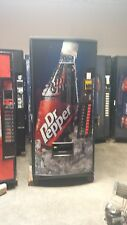 Dr Pepper Multi Price Soda Vending Machine Royal Vendors 768-10 Melin IV Refer